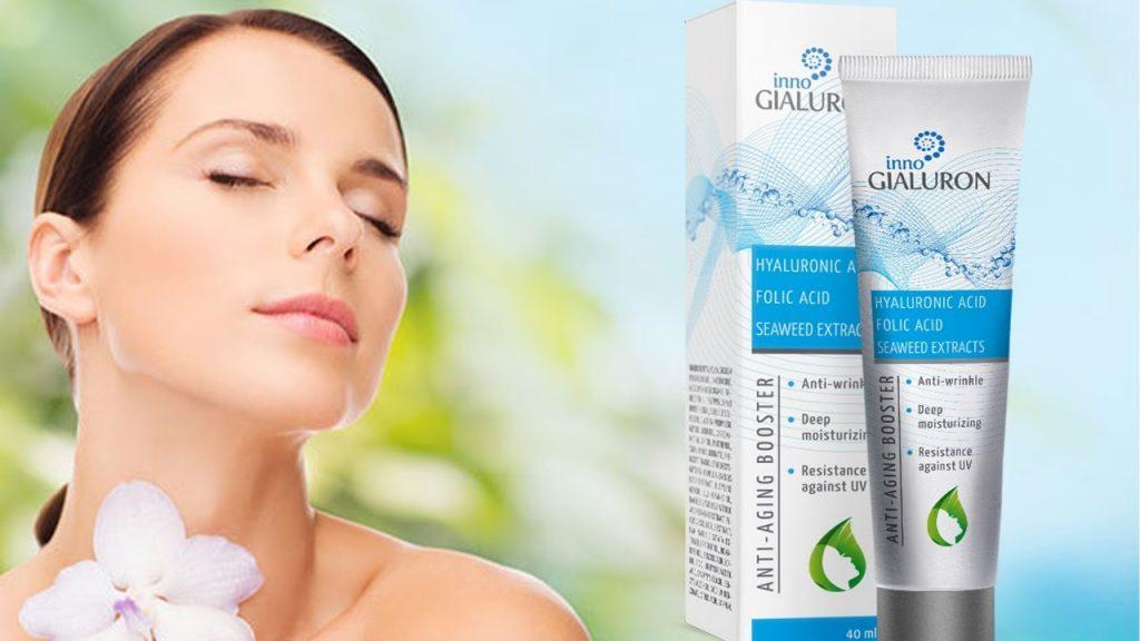 InnoGialuron Crema para la piel 1024x576 - Inno Gialuron Crema: Ácido Hialurónico para la BELLEZA DE LA PIEL