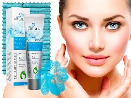 crema acido hialuronico inno gialuron Colombia - Inno Gialuron 🥇 Crema Antiarrugas