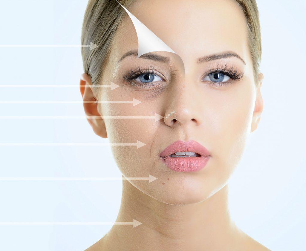 cido hialurónico en la piel 1024x840 - El secreto de la juventud: cómo obtener ácido hialurónico de los alimentos y cómo suplir su carencia